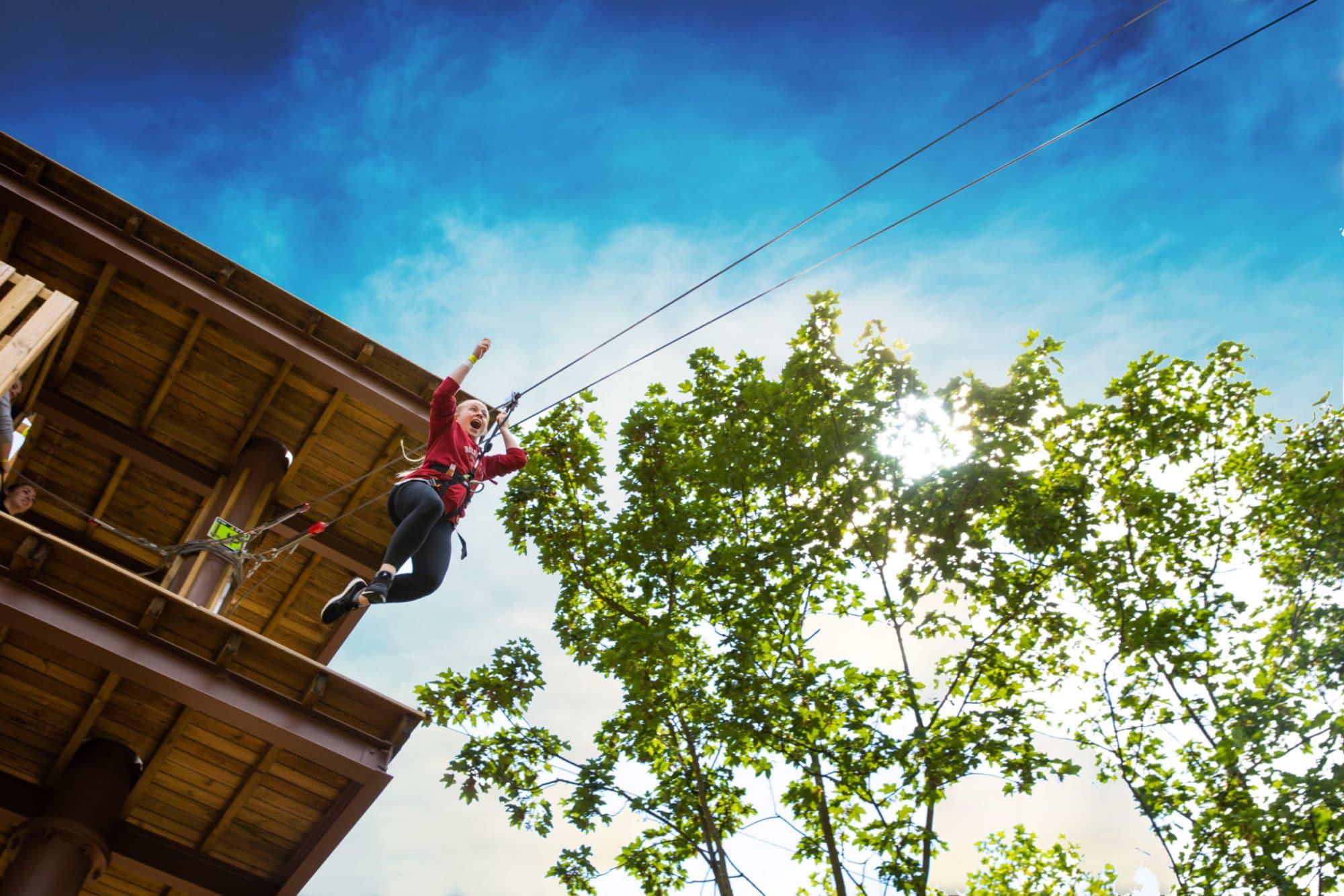 Go Ape Book Your Zipline Amp Treetop Adventure Experience